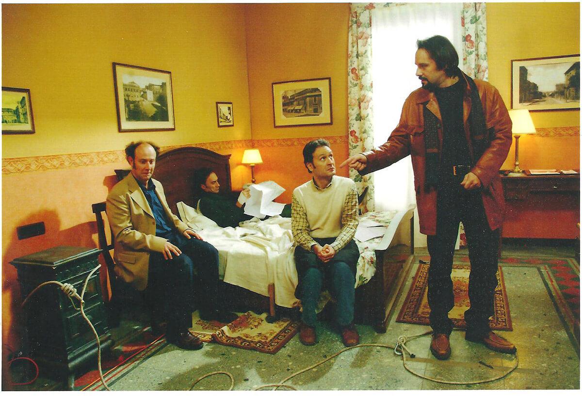 """2004 – Film """" La terza stella """" – Cristiana Possenti"""
