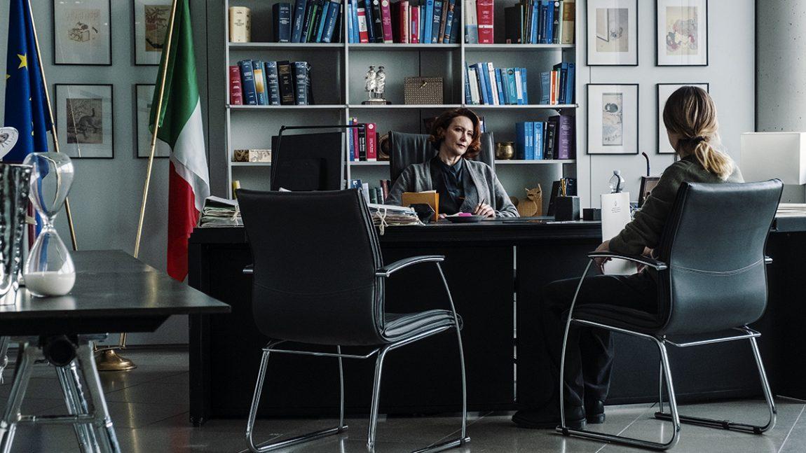 """2019 – Serie Tv  """" Il Processo """""""